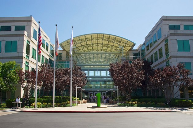 Sede Apple Cupertino