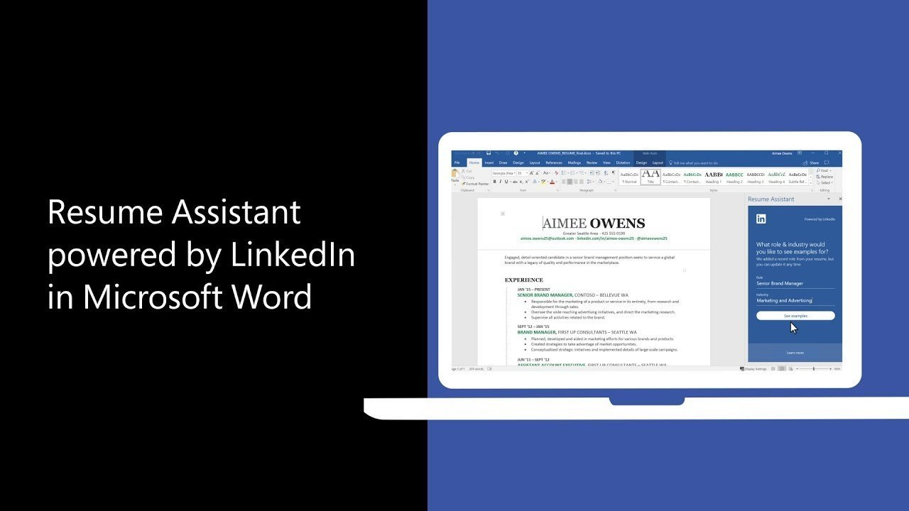 Resume Assistant